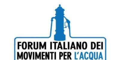 forum italiano movimenti per l'acqua
